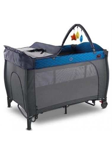 BabyHope Babyhope BH-1040 Nova 60x120 Oyun Parkı Renkli